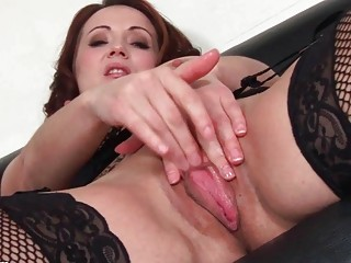 hot classy milf bitch devices her dripping juicy
