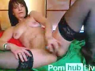 driveyouwild from pornhublive gives a horny