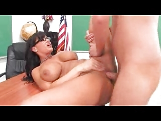 horny older teacher get her scholar