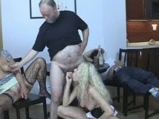 blond angel have pleasure piercing with cougar