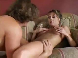 brunette maiden is shared with husband's ideal