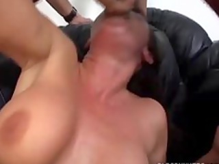 angel likes a uneasy drill and the taste of cum