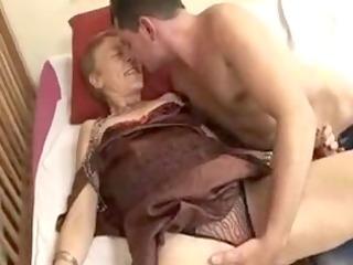 hawt granny
