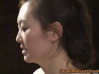 cougar beautiful mina toujou goes