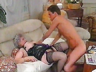 german large titten elderly