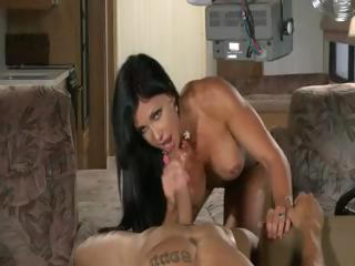 awesome milf jewels jade banging inside rv