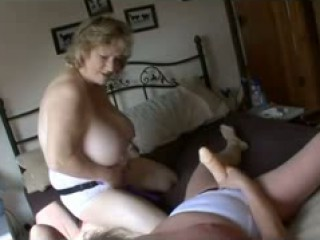 g-string grannies strapon joy again