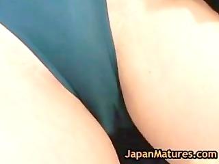 maki miyashita takes her wet cave banged part2