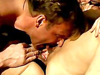 german ancient takes 2 cock inside ass troia