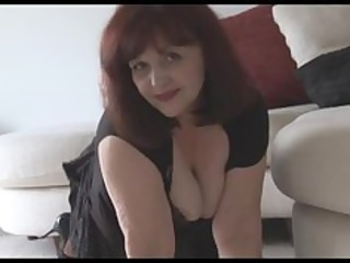large boobs mature mature babe inside nylons