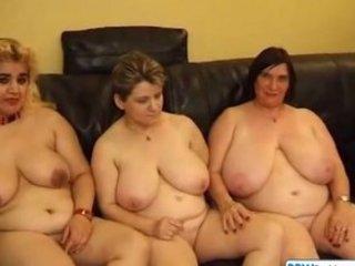 bbw older women