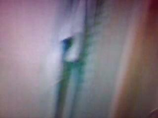 lady on spy cam