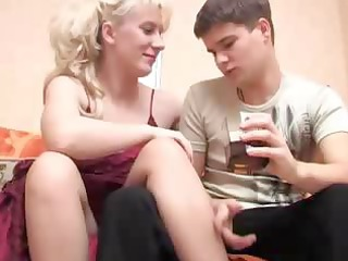horny angel seduces more fresh gentleman