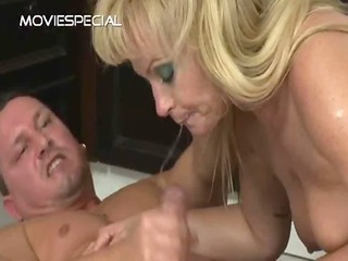cougar chick acquires oat drilled