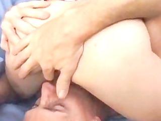 busty angel sucking piercing creampie