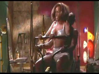 vivica a. fox g-string compilation