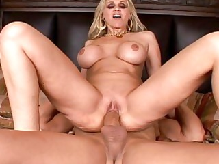 horny blonde older girl driving a inflexible