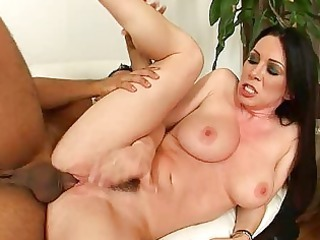 penis licking and deep throat pleasure with busty