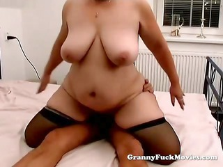 granny betty with giant boobs