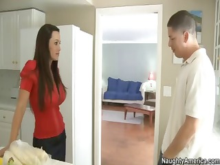adorable mature girl lisa amanda is a horny girl