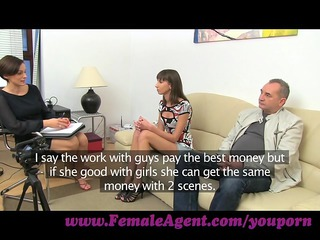 femaleagent. joy is my business