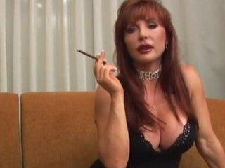 grown-up viva smoking and banging