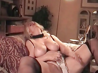trashy german older mature girl with large breast