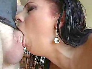 big titted mature babe is a deep mouth bitch