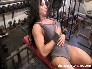 rhonda lee quaresma elderly muscle