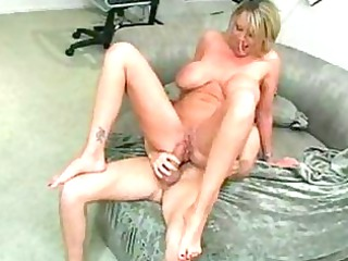 giant titty older babe seduces her sons