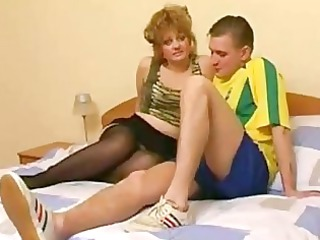 russian grown-up goes horny part2
