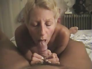 nudist filming his maiden giving him a dick