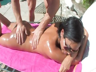 curvaceous indian lady priya rai acquires oiled