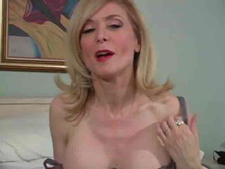 older kate hartley inside stockings as never seen