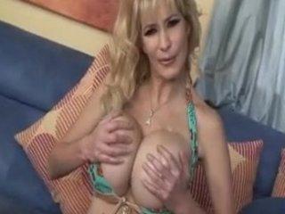 sarah moon balloon breasted woman