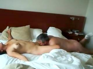 sweet woman takes pussy tasted until orgasm