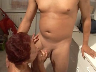 amateur male tasty kitty of a cougar german angel