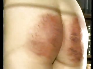 schoolgirl+mom spanked
