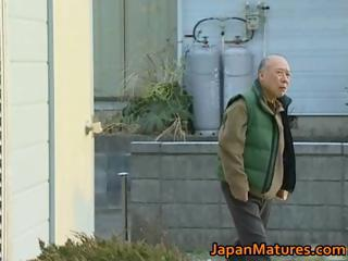 japanese woman enjoys awesome porn part5