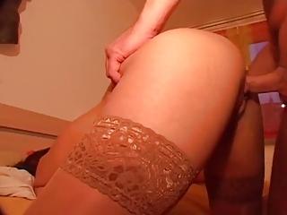 german mature babe butt