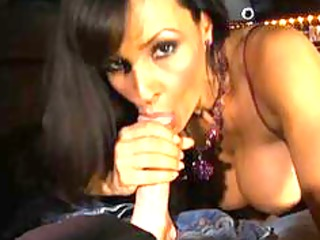 lisa ann limo dick licking