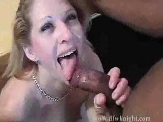 desperate pale milf handles a bunch of big dark