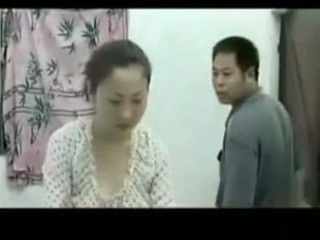 chinese maiden licked by her husband