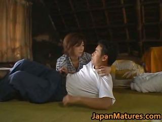 chisato shouda delightful mature eastern girl