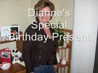 lady special birthday present