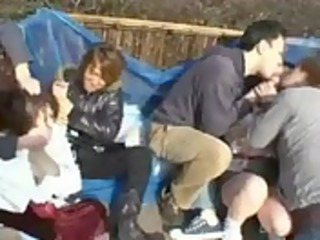 mother and daughter abused in outdoor part 3