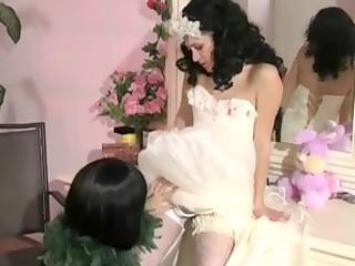mother copulate bride