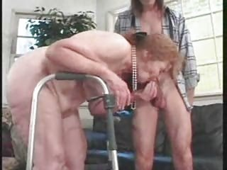 fucking his elderly by snahbrandy
