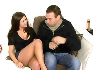 adorable inexperienced wife obtains roughly banged