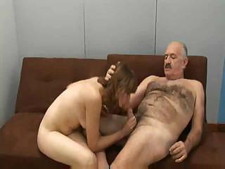 elderly guys fucked inexperienced girl